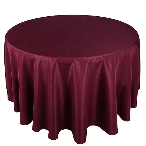 Burgundy 120 Inch Round Tablecloths   We Have An Excellent Collection Of Linen  Tablecloths Suitable For
