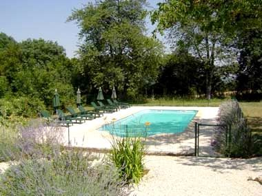 Bois Bourdet - La Bergerie, a French oasis with meals, pool, and play galore!
