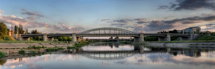 Poznan Poland, Most św.Rocha [fot.Radosław Maciejewski]
