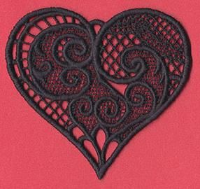 Victorian Heart (Lace)_image