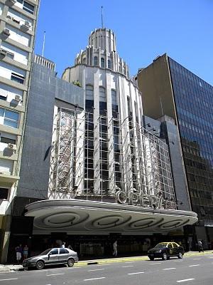 """Teatro """"Opera"""" -Buenos Aires Argentina"""