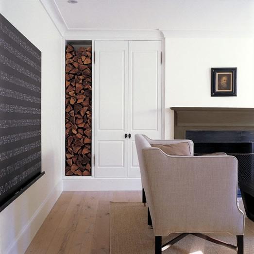 minimalist colonial. Darryl Carter for Benjamin Moore.