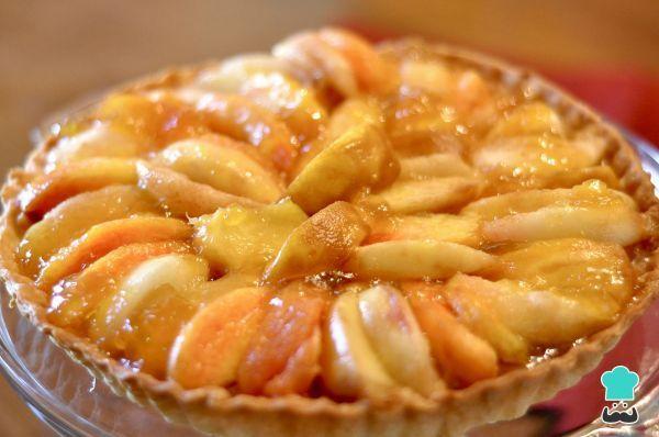 Aprende a preparar tarta de peras al horno con esta rica y fácil receta. Aunque parezca algo complicado, te sorprenderá lo fácil que es preparar esta rica tarta de...