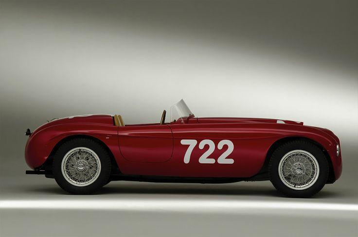 Classic Car: 1948 Ferrari 166 Inter Spyder Corsa