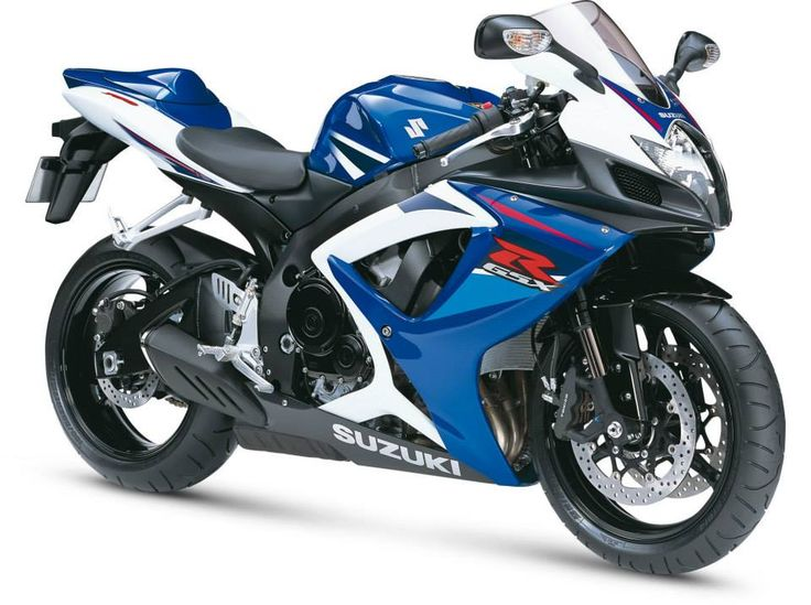 SUZUKI GSX-R750 2007