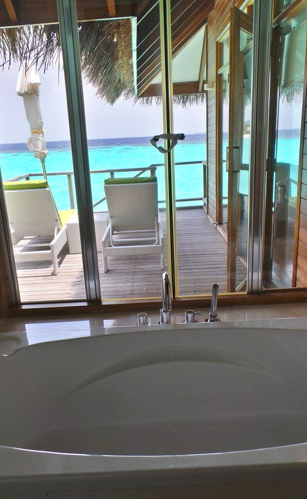 Maafushivaru : Barefoot Luxury in the Maldives