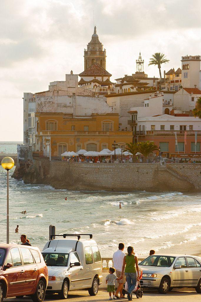 Sitges, Catalonia, Spain #sitges #catalonia #spain