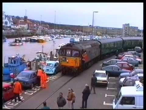 Weymouth Harbour Branch (Quay Tramway) a film by Fred Ivey