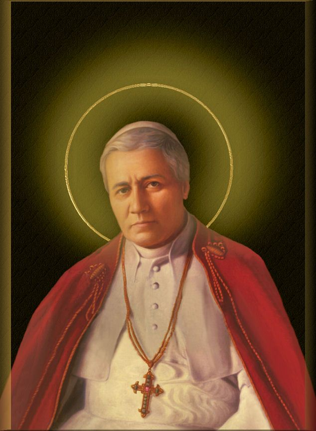 August 21st - St. Pius X: Pius X is known for vigorously opposing modernist interpretations of Catholic doctrine, promoting traditional devotional practices and orthodox theology. His most important reform was to order the codification of the first Code of Canon Law, which collected the laws of the Church into one volume for the first time.