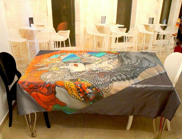 Obrus dekoracyjny Turandot by Maggie Piu - designOmania home