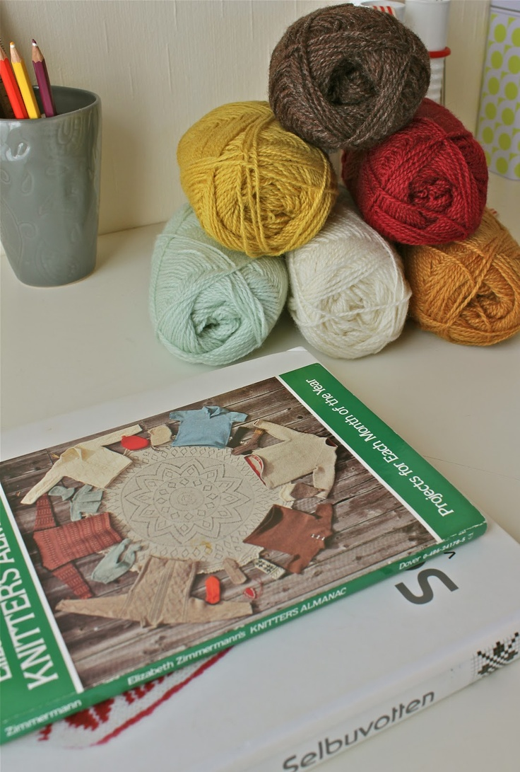 JUMPER knitting blog