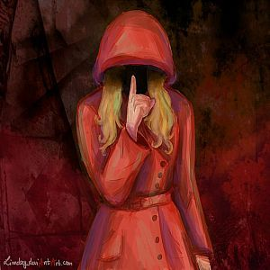 Day 10 red coat because there is a good one