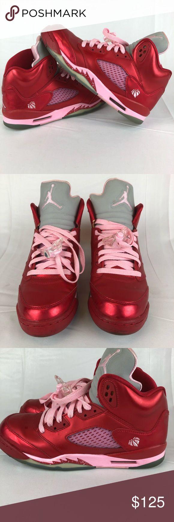 Nike Air Jordan Retro 5s Valentines 440892605 Air
