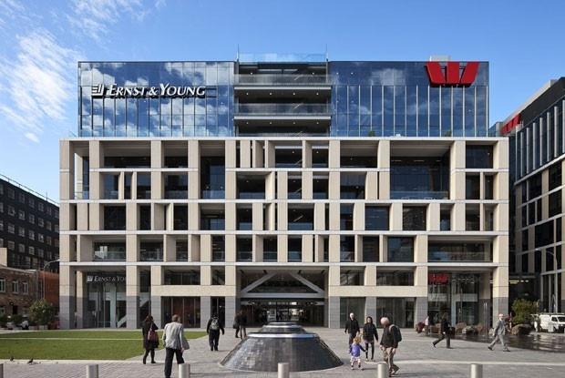 Ernst & Young Building, Britomart, Auckland