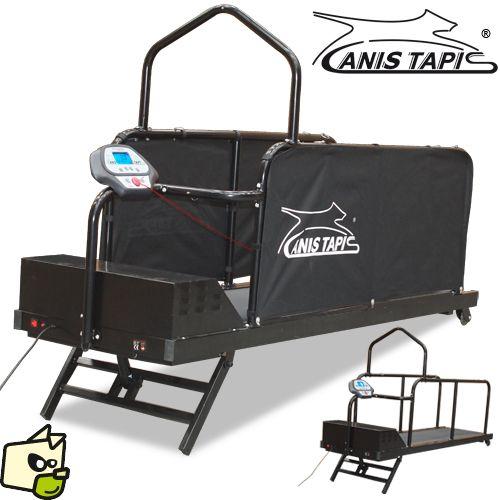 Tapis roulant pour chien CANIS-TAPIS® CT201P entrainement et rééducation