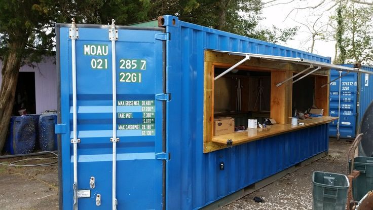 20 Ft Cargo Shipping Container Bar eBay