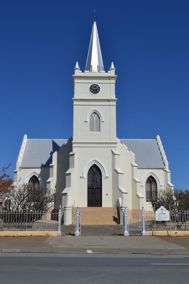 Kyk net die pragtige NG Kerk in  Prince Albert!