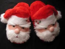 Resultado de imagen para moldes de babuchas navideñas