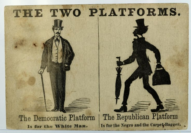 The True And Detailed Racist History Of The Democrat Party
