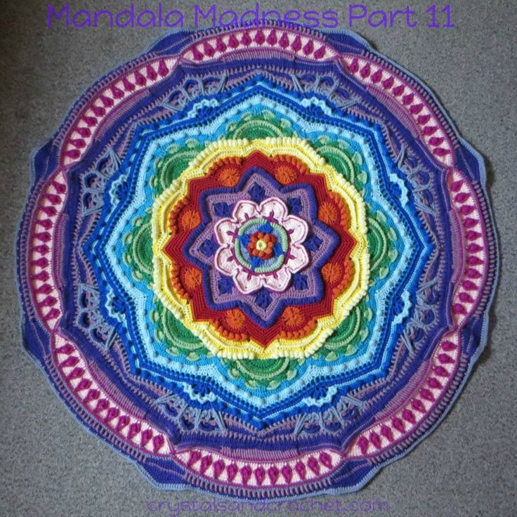 Mandala Madness Part 11