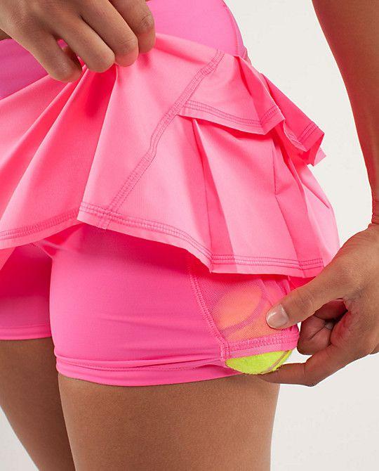 Run: Pace Setter Skirt (Regular)