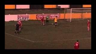 AFC Liverpool v Winsford United 12th March 2014 Post Match Interview