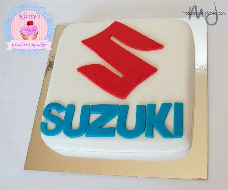 Suzuki cake