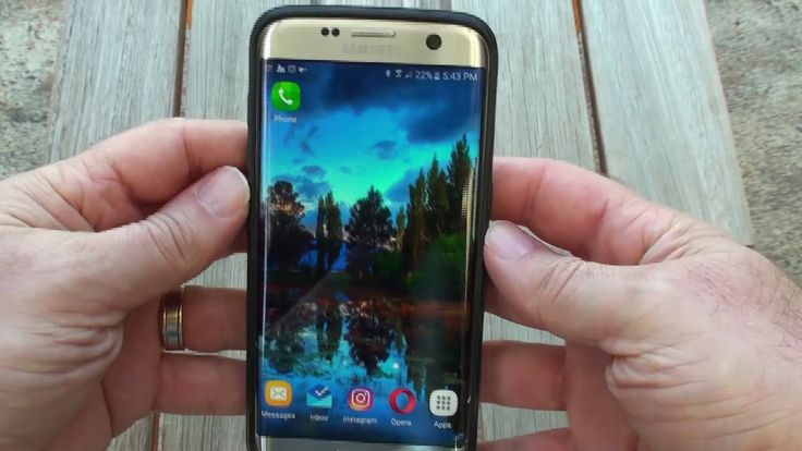 Samsung Galaxy S7 Edge GPS Issue - FIXED
