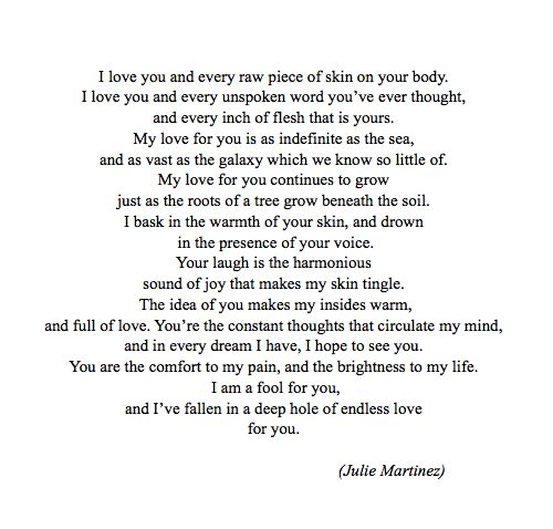 Deep Quotes About Love On Tumblr : Poems Quotes, Saying Quotes Poems, Amazing Quotes, Endless Love Quotes ...