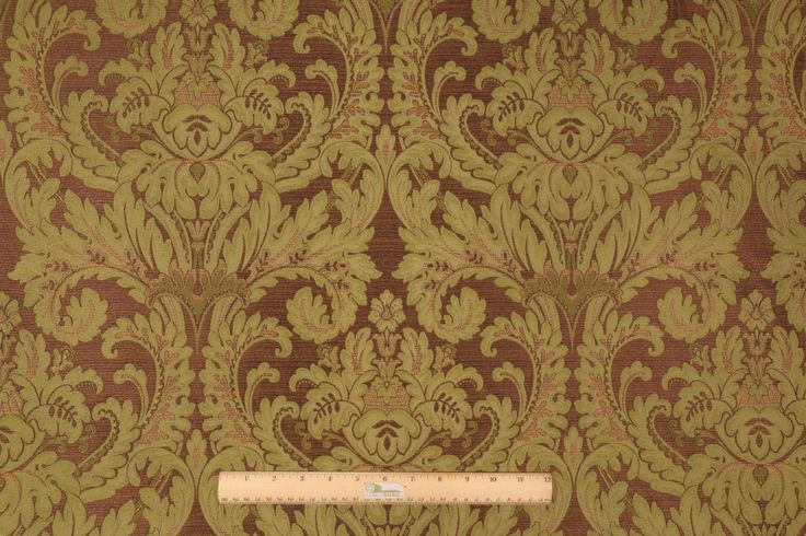 Charles Bonaparte Tapestry Upholstery Fabric in Opal $9.95 per yard