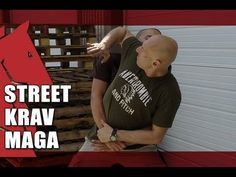 Good technique for realistic street defense! How to Counter a Bear Grab | STREET KRAV MAGA - YouTube