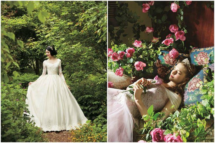 Disney svadobné šaty - KAMzaKRÁSOU.sk
