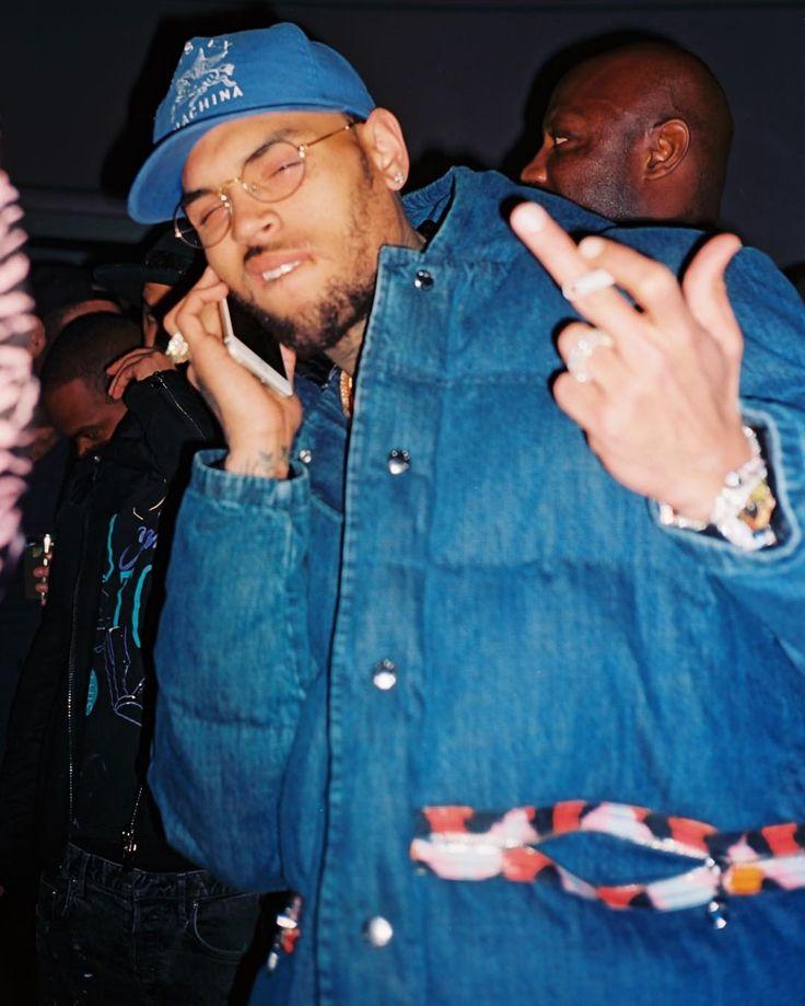 RoRo's Dad | Chris Brown | pinterest : @serenityshonte ♡