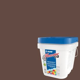 Mapei Flexcolor Cq 1-Gallon Mahogany Acrylic Premixed Grout 4Ka011404