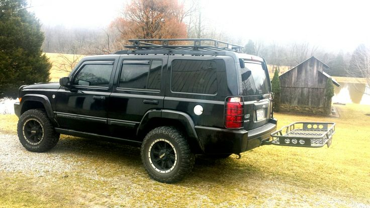 3-14-2015 Lifted Jeep Commander