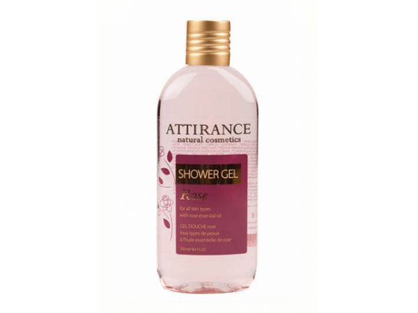 Rose Shower Gel for All Skin Types 250 ml.Let the rose fragrance and foam cloud embrace you. Your skin gets royal pleasure; it is refreshed, toned and gently cleansed. The brisk rose fragrance makes your soul spread its wings to fly. Skin is silky soft and looks young. Evoke the youthful energy inside you with the rose!