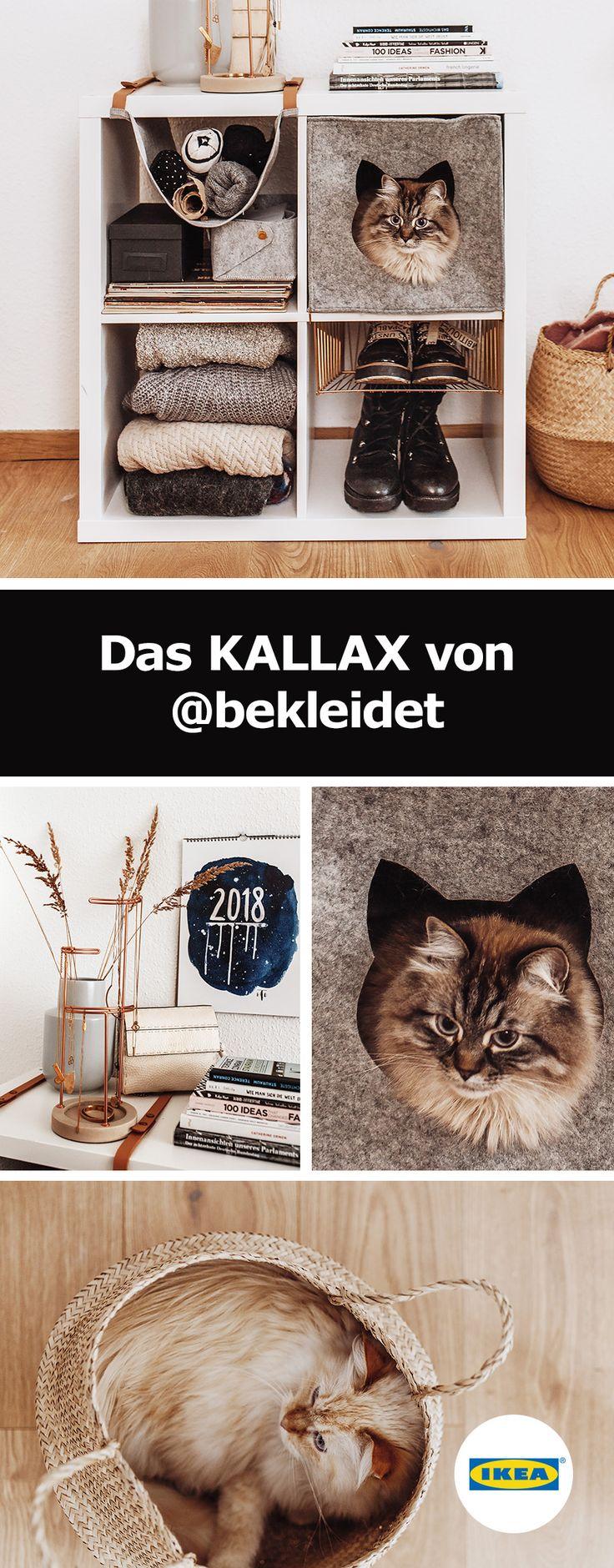 Das KALLAX von @bekleidet