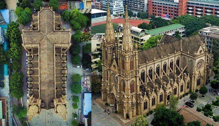 廣州石室聖心堂及主教府內外深入透視-粵語解述2016 Sacred Heart Cathedral