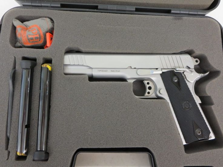Used Taurus 1911 9mm w/ extra magazine and case $525 - http://www.gungrove.com/used-taurus-1911-9mm-w-extra-magazine-and-case-525/