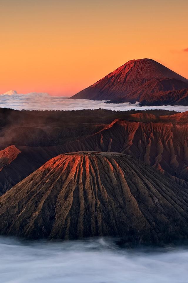 Mount Bromo,East Java, Indonesia