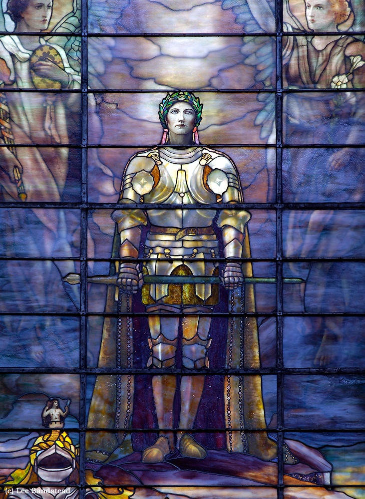 """Tiffany Glass and Decorating Company 