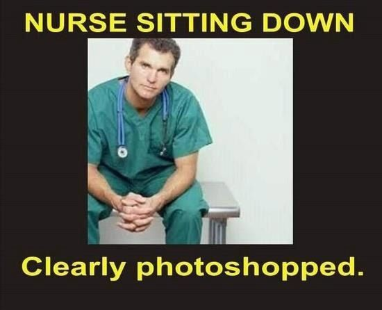 17 Pictures That Will Make Nurses Laugh Way Harder Than They Should | Scrubs - The Leading Lifestyle Nursing Magazine Featuring Inspirational and Informational Nursing Articles