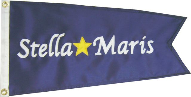 boat flags custom