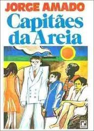 capitaes da areia - livro de Jorge Amado