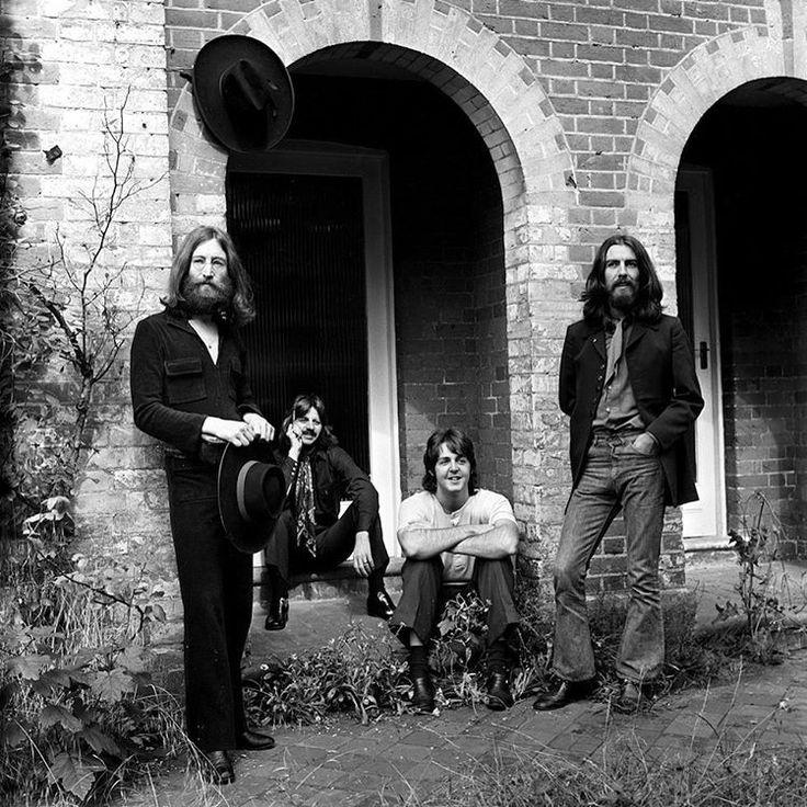 The Beatles' last photo as a group - Ardan News