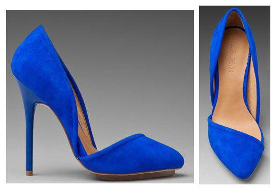LAMB Meredith: Lamb Meredith, Meredith Pumps, Lamb Shoes, Colors, Cobalt Blue, Asymmetrical Pumps, Meredith Asymmetrical, Electric Blue, Dips
