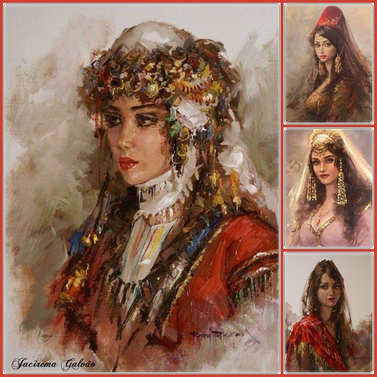 Mulheres da Turquia