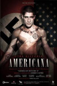 """Cartel de """"Otra historia americana"""""""