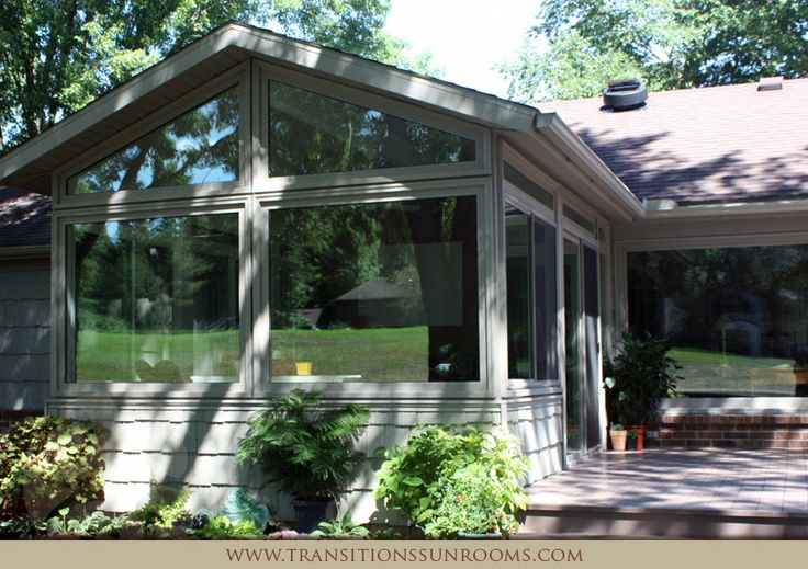 1000 Images About Transitions Sunrooms On Pinterest