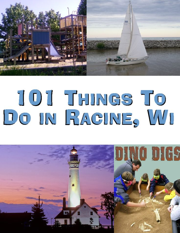 1. Visit the Racine Zoo    2. Visit the Racine Art Museum (RAM)   3. Visit the Racine Hertitage Museum   4. Johnson Wax Administration B...